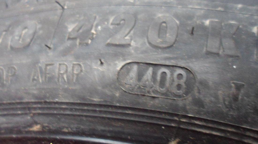 Rezerva Slim  Ingusta Audi A4 b8 , a6 , 125 70 R19  noua