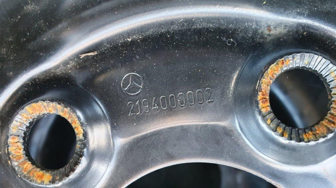 Rezerva slim Mercedes E-Classe W211 2005 2006 2007 2008