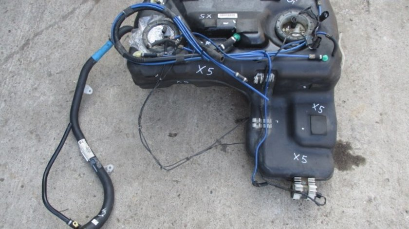 REZERVOR COMBUSTIBIL / MOTORINA COD 6751819 BMW X5 E53 3.0 DIESEL 135KW 184CP FAB. 2000 - 2006 ⭐⭐⭐⭐⭐
