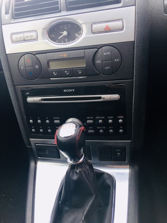 Rezervor Ford Mondeo Mk3 2007 TURNIER 2.2 TDCI