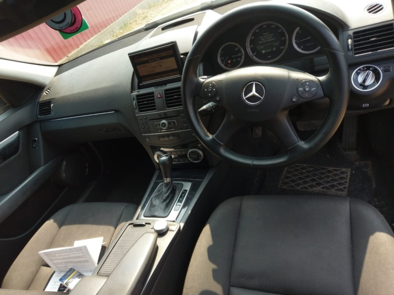 Rezervor Mercedes C-Class W204 2011 Berlina 2.2 cdi om 651