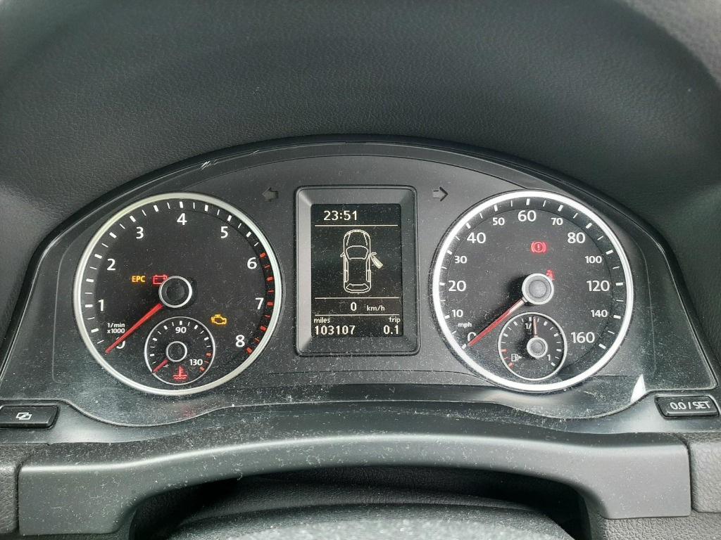 Rezervor Volkswagen Tiguan 2010 SUV 1.4 TSI