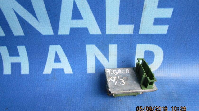 Rezistenta aeroterma Ford Galaxy 1.9tdi