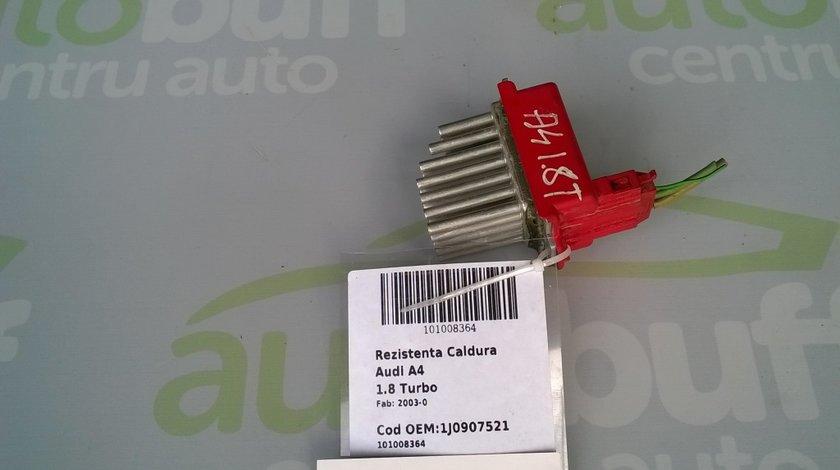 Rezistenta Caldura Audi A4 1.8 Turbo