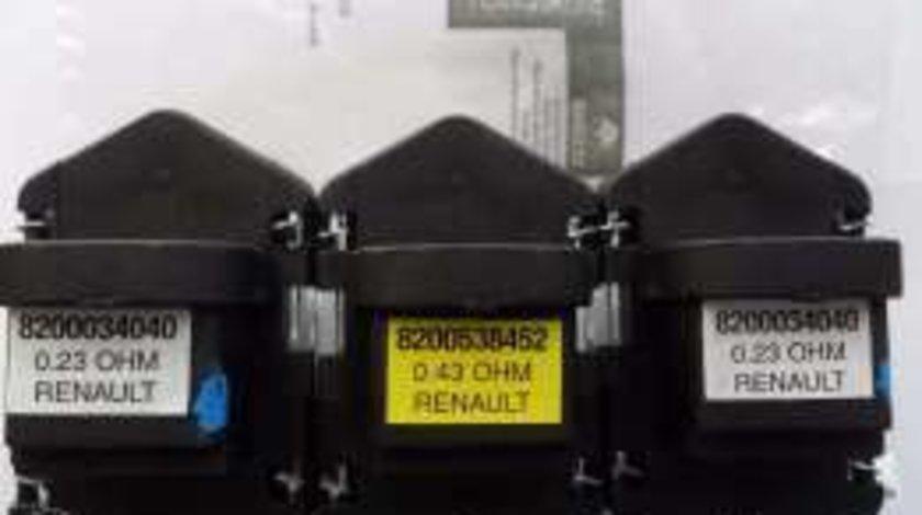 Rezistenta GMV trepte electro ventilator Dacia logan 1.4 -1.6 / Solenza /Super Nova. Sandero