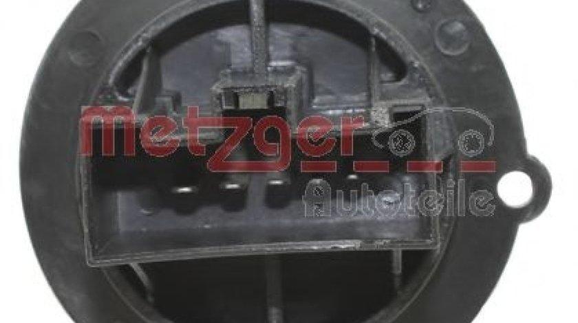 Rezistenta trepte aeroterma PEUGEOT 206 limuzina (2007 - 2016) METZGER 0917050 produs NOU