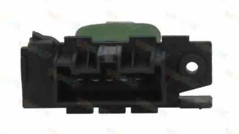 Rezistenta trepte ventilator habitaclu aeroterma FIAT DOBLO caroserie inchisa/combi 263 THERMOTEC DEF001TT