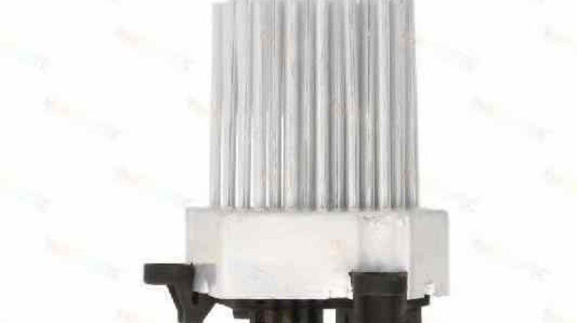 Rezistenta trepte ventilator habitaclu aeroterma BMW X3 E83 Producator THERMOTEC DEB003TT