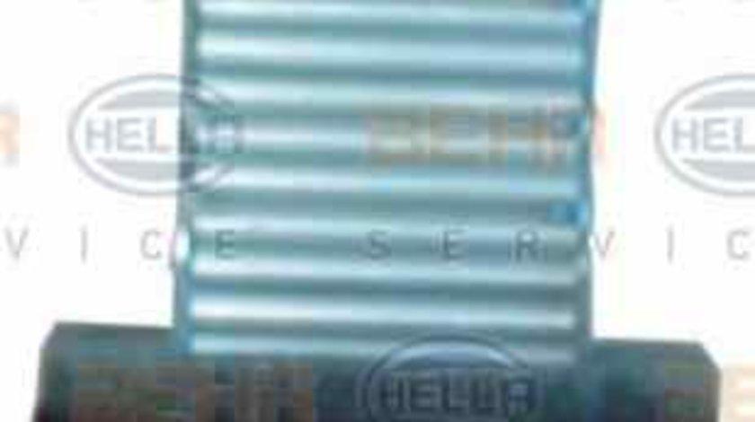 Rezistenta trepte ventilator habitaclu aeroterma KIA PICANTO BA HELLA 9ML 351 321-451