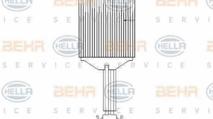Rezistenta variabila ventilator interior habitaclu AUDI A2 8Z0 HELLA 5HL 351 321-281