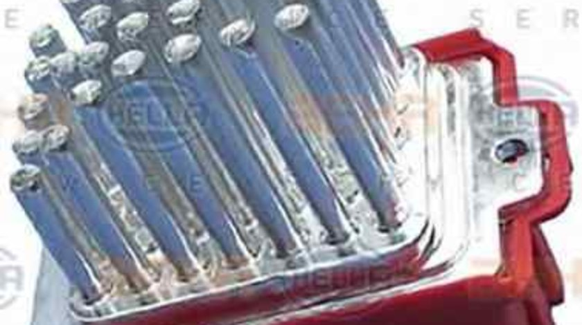 Rezistenta variabila ventilator interior habitaclu VW POLO 6N2 HELLA 5HL 351 321-591