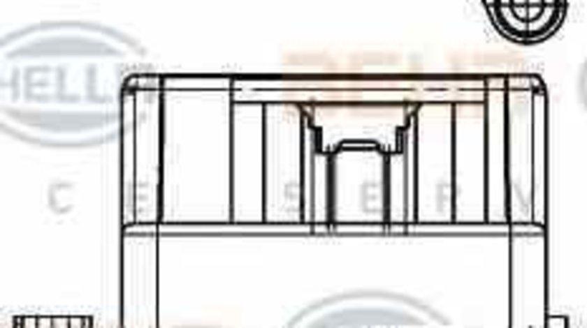 Rezistenta variabila ventilator interior habitaclu FORD C-MAX DM2 HELLA 5HL 351 332-341