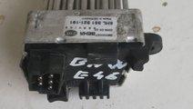 Rezistenta ventilator BMW E 46