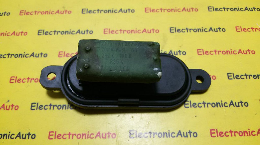 Rezistenta Ventilator Fiat Ducato 101930100, 1 019 301 0 0
