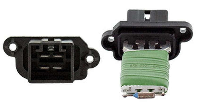 Rezistenta ventilator habitaclu regulator SEAT MII; SKODA CITIGO; VW UP 1.0/1.0CNG/Electric dupa 2011