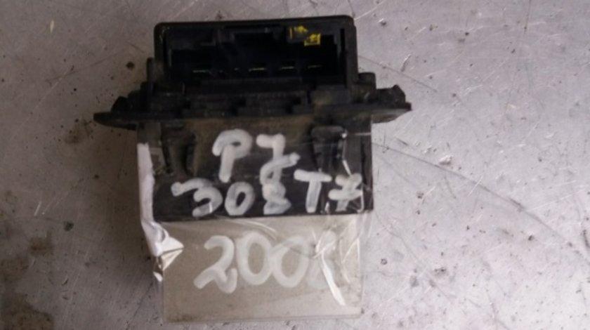 Rezistenta ventilator Peugeot 308 2008