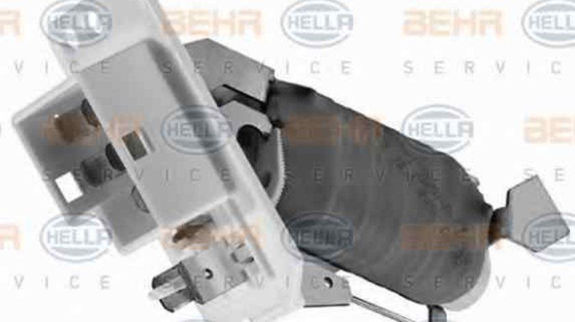 Rezistor trepte ventilator habitaclu aeroterma SAAB 900 II HELLA 9XX 009 122-011