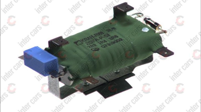 Rezistor ventilator habitaclu Producator DT 5.62050