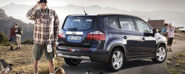 Rezultatele Chevrolet Europe pentru primul trimestru, sustinute substantial de vanzarile lunii martie