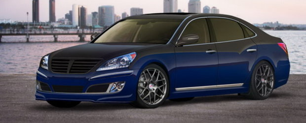 Rhys Millen are un Hyundai de 415 CP pentru SEMA Show!