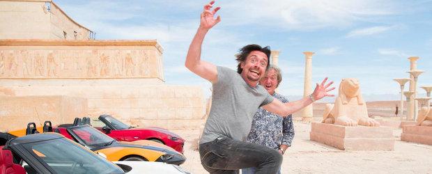 """Richard Hammond a facut praf un supercar electric de 1.000 de cai: """"Credeam ca a murit!"""""""