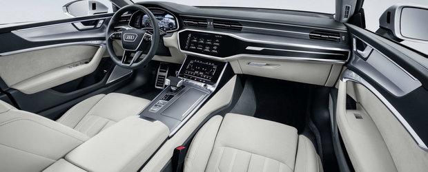 Rivalii din segment nu au nicio sansa. Audi lanseaza noul A7 cu un nivel tehnologic greu de egalat