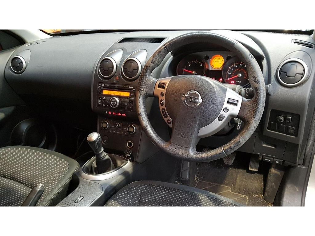 Roata de rezerva Nissan Qashqai 2007 SUV 1.5 dCI