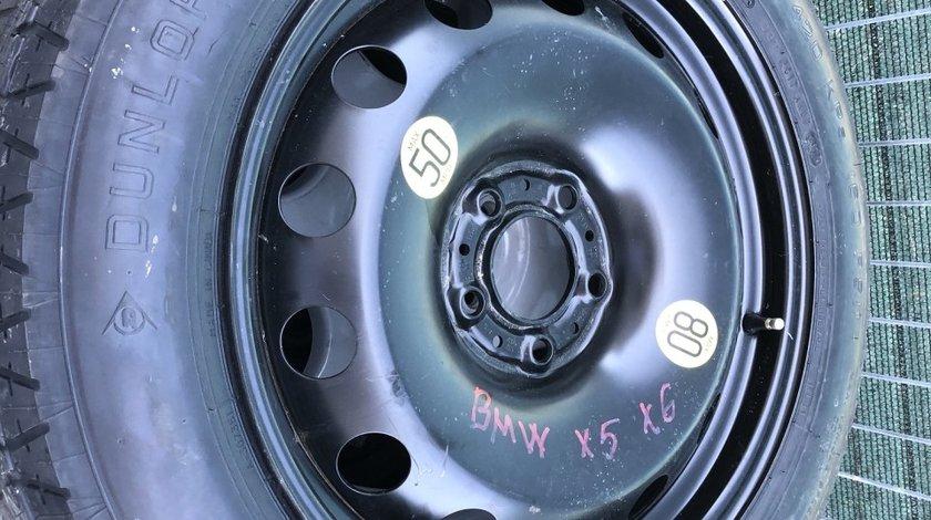 Roata de rezerva slim (ingusta) BMW X5 E70 sau X6 E71 , E60 E65 E90