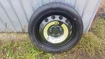 Roata de rezerva slim pe 16 originala vw golf 5 , ...