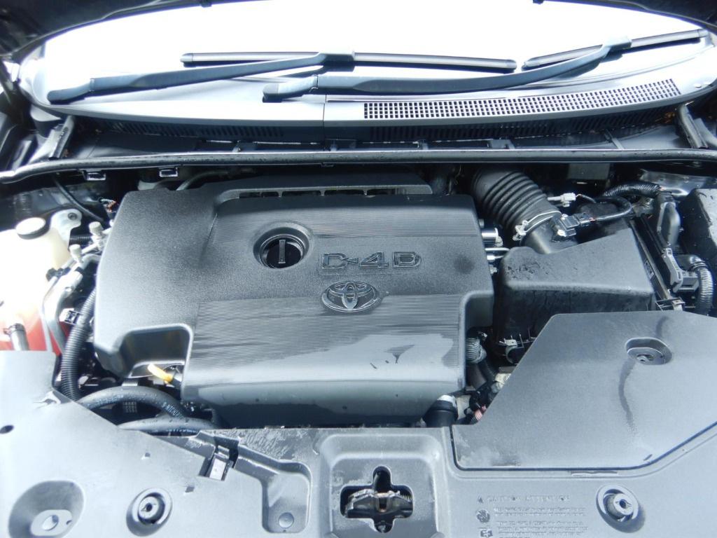 Roata de rezerva Toyota Avensis 2010 Break 2.0 D