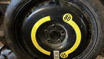 Roata de rezerve slim VW Golf 5 , touran 125/70/R1...