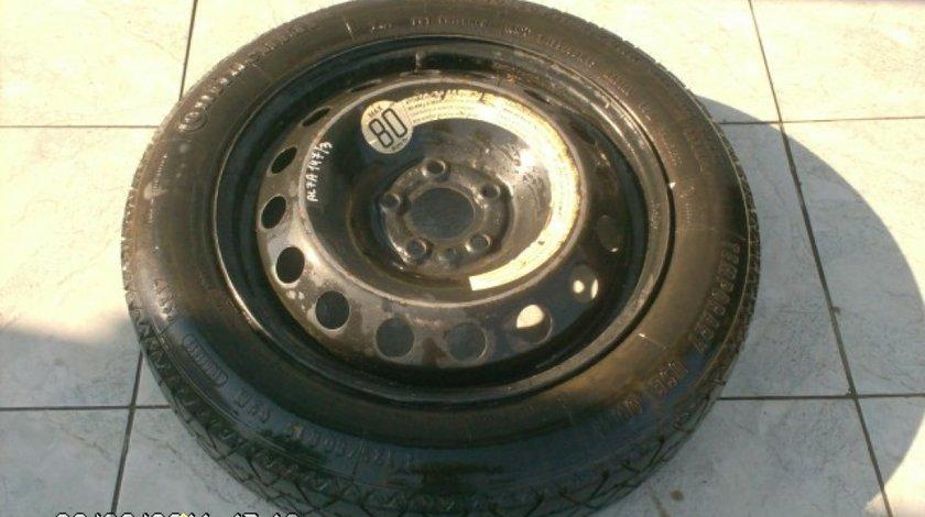 Roata rezerva Alfa Romeo 147