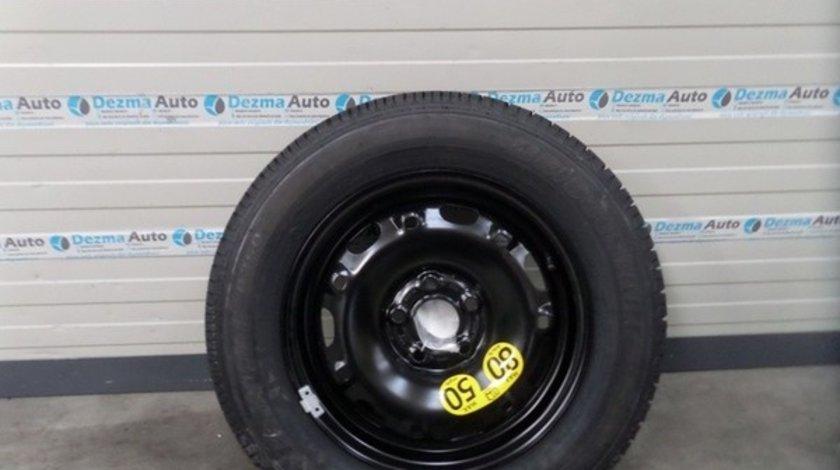 Roata rezerva R14 ET35, 6Q0601027R, Seat Ibiza 5 Sportcoupe (id.156436)