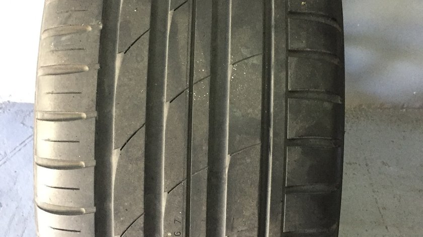 Roata rezerva R20 originala - Mercedes ML; GL; R, anvelopa 275/40R20