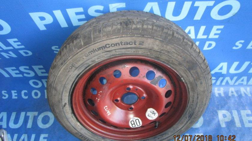 Roata rezerva Renault Clio 2007