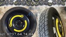 Roata rezerva Slim 5x110 Opel Astra, Vectra, Zafir...