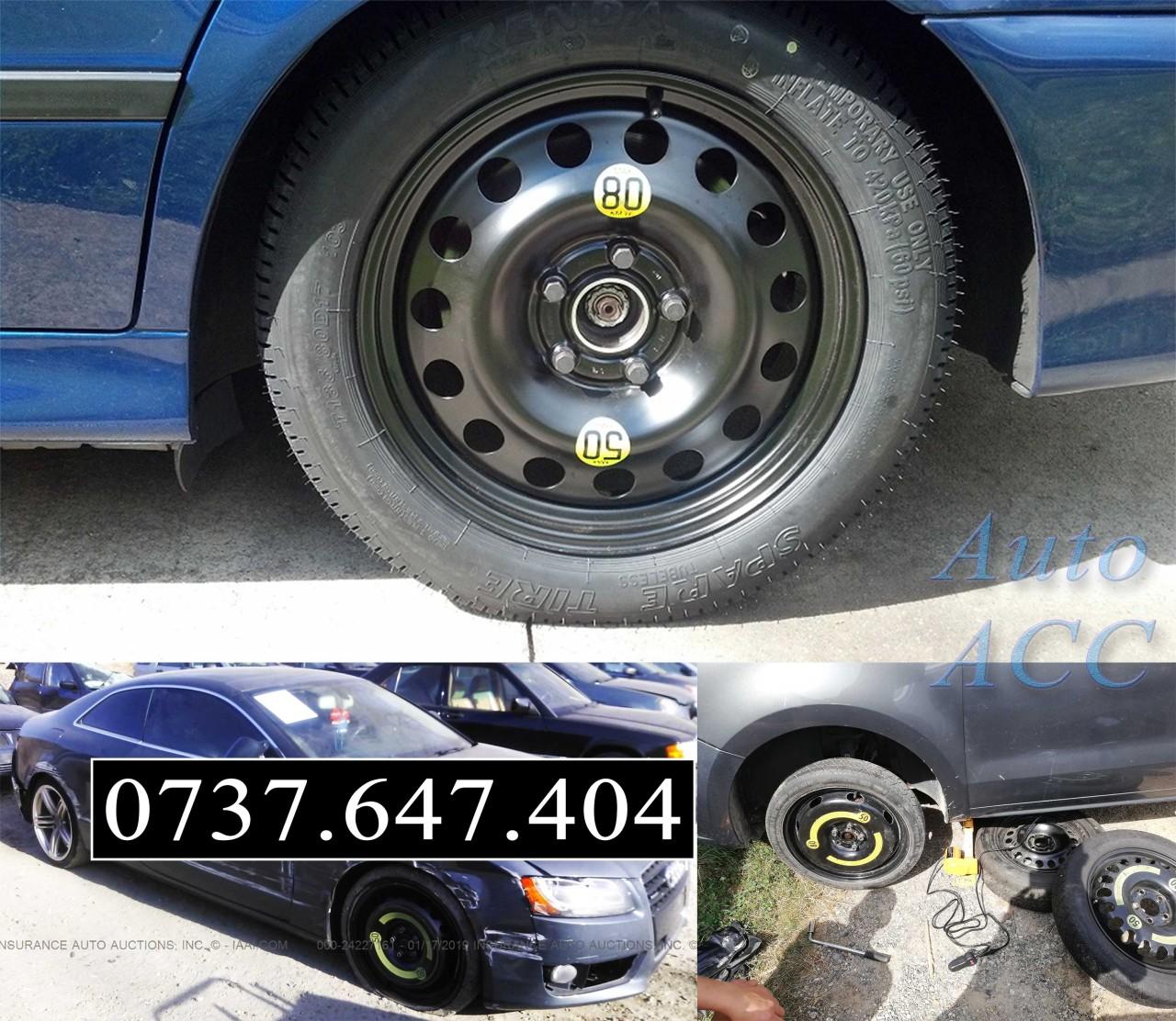 Roata Rezerva Slim Audi A4, B8, A5, A6 C7, Q5