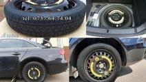 Roata rezerva slim Audi A4 B8, B9 / A5 – 155 70 ...