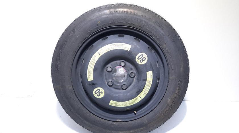 Roata rezerva slim ET 32, R16, cod A1694000802, Mercedes Clasa A (W169) (id:493682)