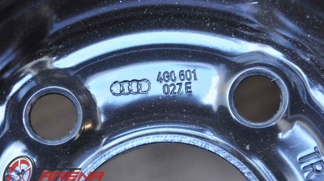 Roata Rezerva Slim Ingusta Audi A6 A7 4G C7 T145/60 R20