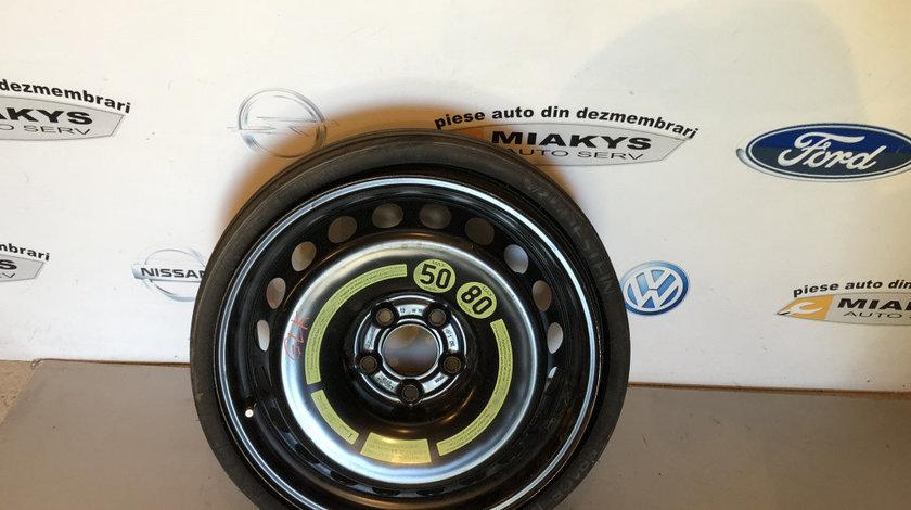 Roata rezerva slim Mercedes C-class W204