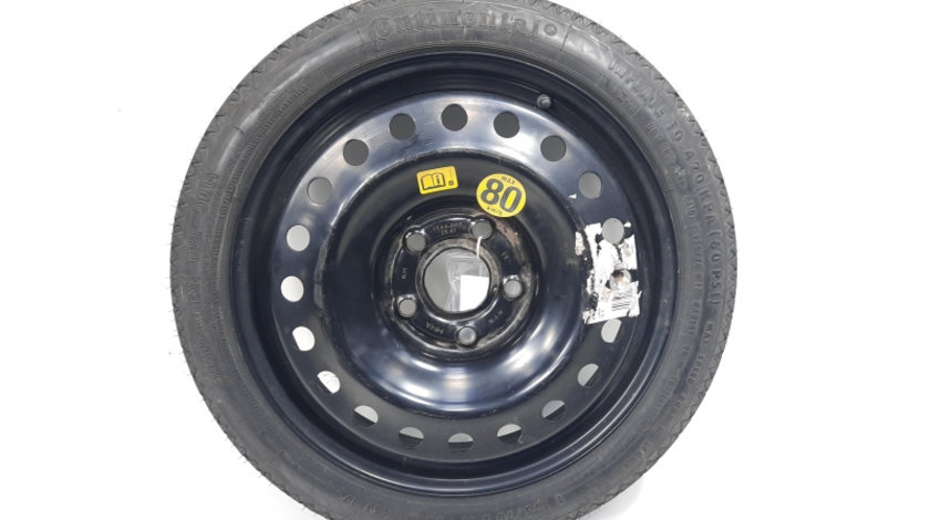 Roata rezerva slim, R17, cod GM13267272, Opel Insignia A Sedan (idi:464005)