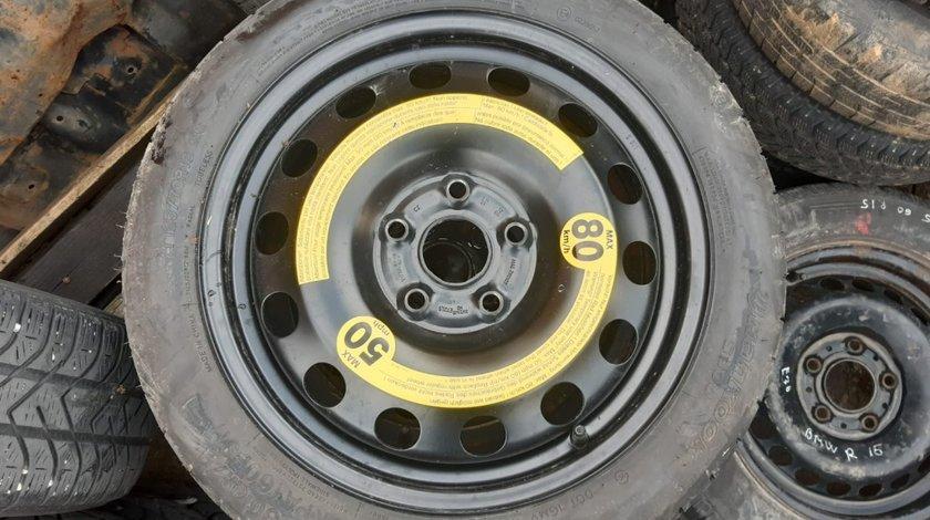 Roata rezerva slim VW / Skoda / Audi / Seat