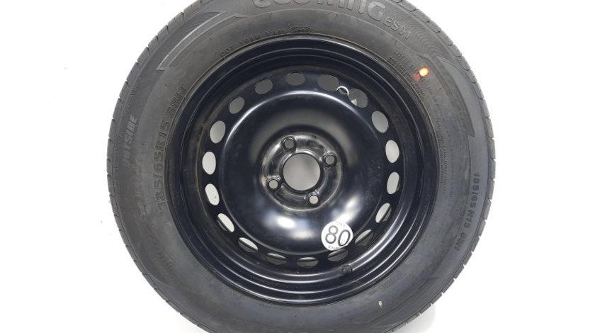 Roata rezerva tabla R15, cod 403008773R, Renault Clio 4 (id:464019)