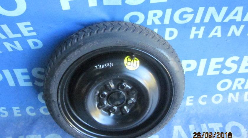 Roata rezerva Toyota Yaris 2002; R14; ET45