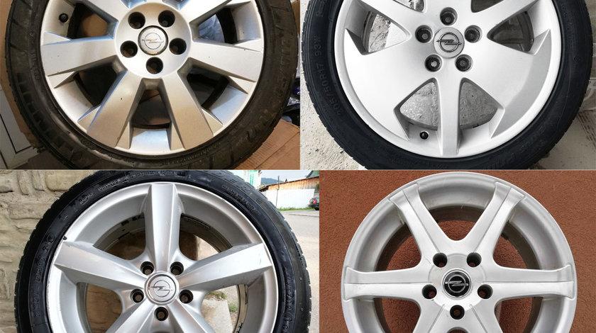 Roata / roti rezerva Opel 17 janta / jante 5x110: Vectra, Astra, Signium, Zafira, Meriva, Omega