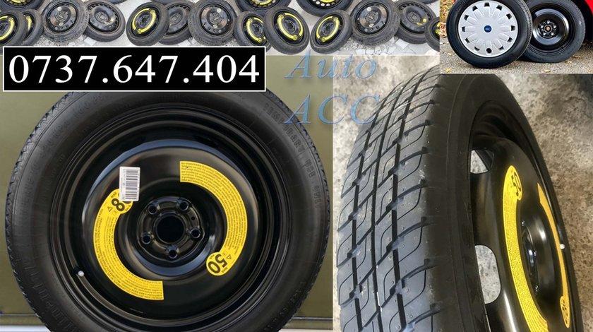 Roata / roti rezerva Slim Ford 14, 15, 16, 17 pt: Focus Mondeo C-Max S-Max Galaxy Fiesta Fusion Kuga