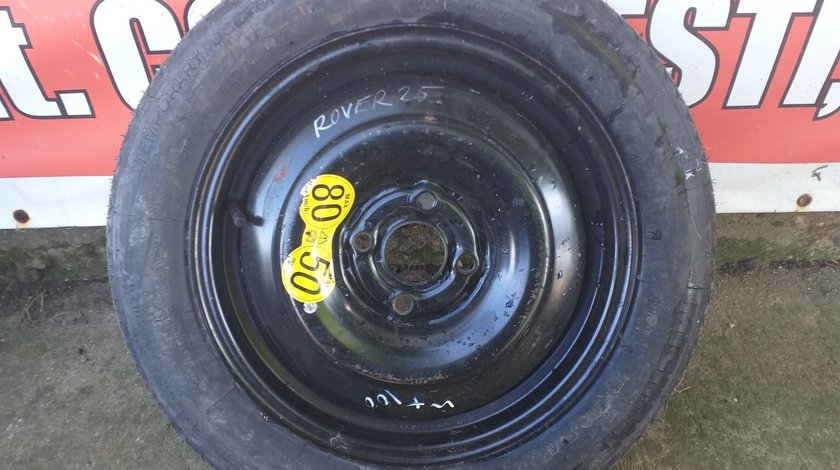 Roata  Slim Rover 25 R15 4x100