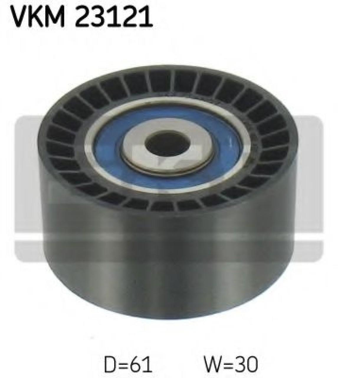 Rola ghidare/conducere, curea distributie CITROEN DS4 (2011 - 2015) SKF VKM 23121 piesa NOUA