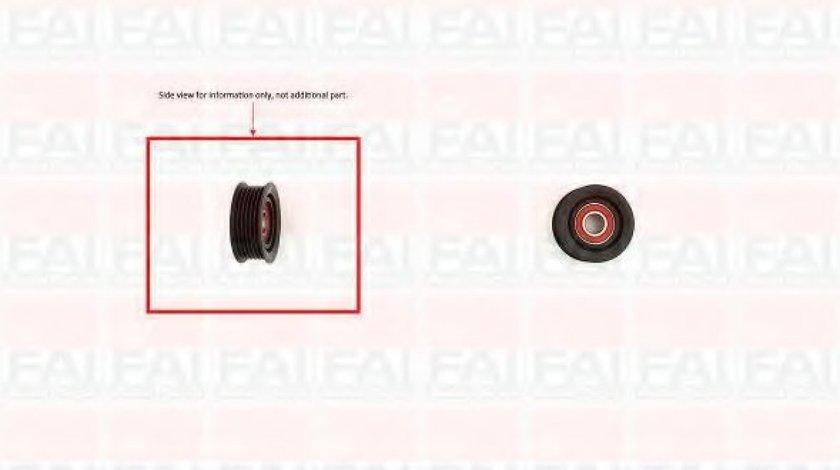 Rola ghidare/conducere, curea transmisie AUDI A8 (4D2, 4D8) (1994 - 2002) FAI AutoParts T1032 - produs NOU